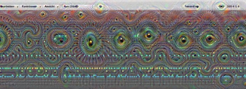 A Deep Dream of Music